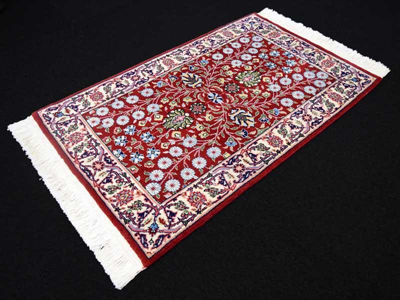トルコ ヘレケウール絨毯