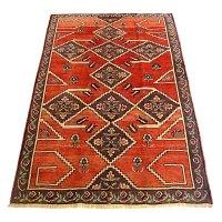 トルコ手織オールド絨毯