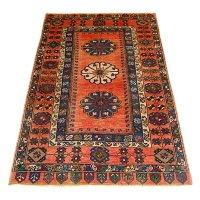 トルコ手織りオールド絨毯