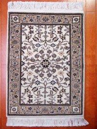 トルコ手織りウール絨毯 玄関マットサイズ AC-112