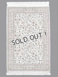 トルコ手織りウール絨毯 玄関マットサイズ AC-213
