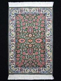 トルコ手織りウール絨毯 玄関マットサイズ AC-216