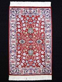 トルコ手織りウール絨毯 玄関マットサイズ AC-217