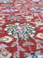 他の写真3: トルコ手織りウール絨毯 玄関マットサイズ AC-217