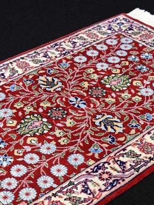 画像4: トルコ手織りウール絨毯 玄関マットサイズ AC-217