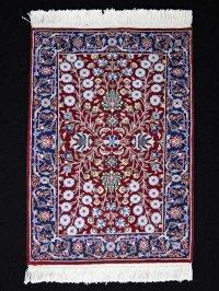 トルコ手織りウール絨毯 玄関マットサイズ AC-218