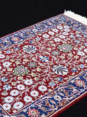 画像4: トルコ手織りウール絨毯 玄関マットサイズ AC-218