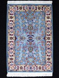 トルコ手織りウール絨毯 玄関マットサイズ AC-219