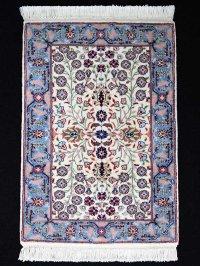 トルコ手織りウール絨毯 玄関マットサイズ AC-220