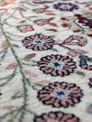 画像2: トルコ手織りウール絨毯 玄関マットサイズ AC-220