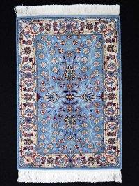 トルコ手織りウール絨毯 玄関マットサイズ AC-222