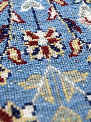 画像2: トルコ手織りウール絨毯 玄関マットサイズ AC-222