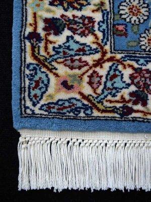 画像3: トルコ手織りウール絨毯 玄関マットサイズ AC-222