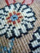 他の写真3: トルコ手織りウール絨毯 玄関マットサイズ  AC-223