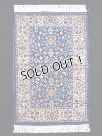 トルコ手織りウール絨毯 玄関マットサイズ AC-224