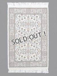 トルコ手織りウール絨毯 玄関マットサイズ AC-225