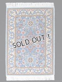 トルコ手織りウール絨毯 玄関マットサイズ AC-229