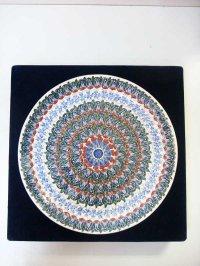 アヴァノス 陶器 皿