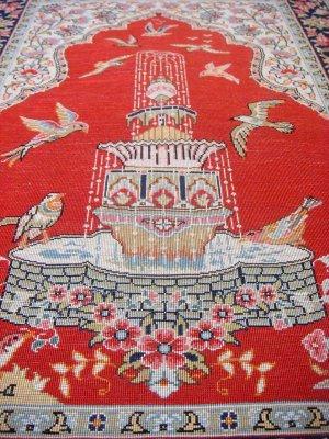 画像5: ヘレケシルク絨毯