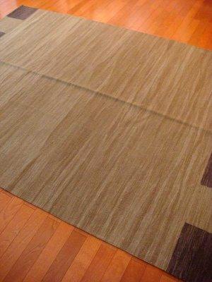 画像4: トルコ製手織り モダンキリム