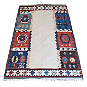 画像1: トルコ製手織りニューキリム [AK-0120]