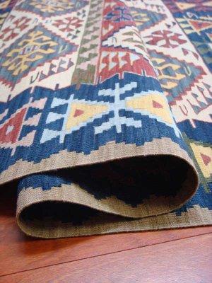 画像5: トルコ製手織りニューキリム[AK-0759]