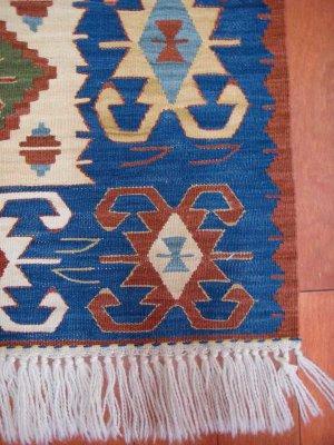 画像3: トルコ製手織りニューキリム [AK-1019]