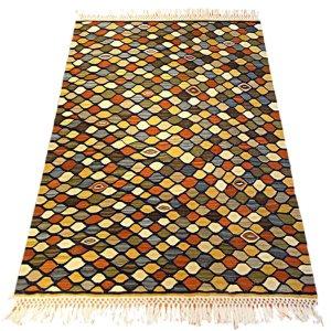 画像1: トルコ製手織りニューキリム [AK-1092]