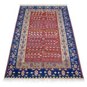 画像1: トルコ製手織りニューキリム [AK-0674]