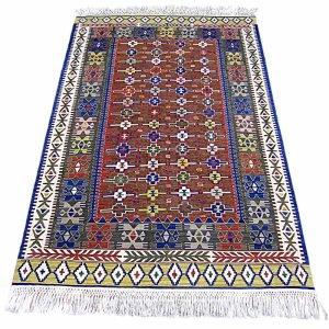 画像1: トルコ製手織りニューキリム [AK-0647]