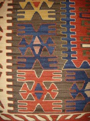 画像2: トルコ製手織りニューキリム [AK-0647]