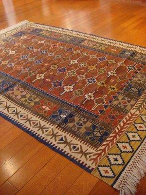 画像5: トルコ製手織りニューキリム [AK-0647]