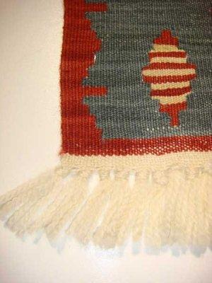 画像3: トルコ手織りニューキリム 玄関マットサイズ [AK-1106]