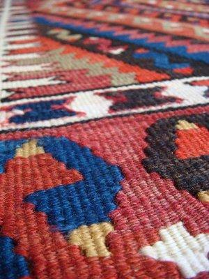 画像3: トルコ手織りオールドキリム[AK-0093]