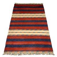 トルコ手織りオールドキリム[AK-0102]