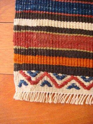 画像3: トルコ手織りオールドキリム[AK-0226]