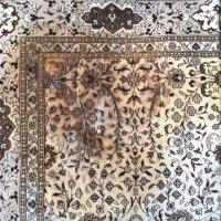 手織りウール絨毯の油汚れ落とし