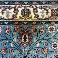 手織り絨毯のシミ取り