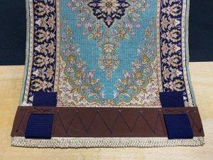 画像1: 絨毯のベルト取付
